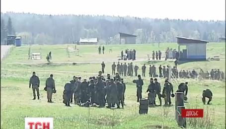 На Яворивском полигоне во время учений погиб военный