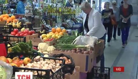 После Пасхальных праздников цены на овощи уменьшилась наполовину