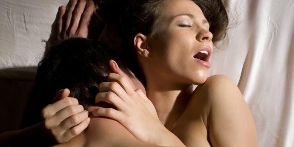 Жіночий оргазм, секс