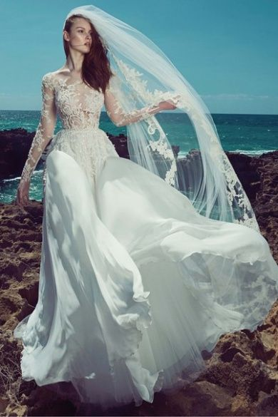 Свадебная коллекция Zuhair Murad _1