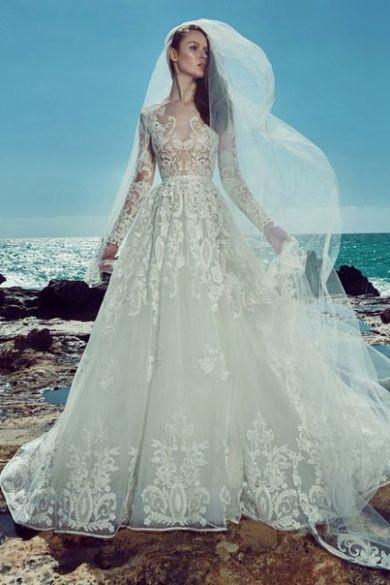 Свадебная коллекция Zuhair Murad _6