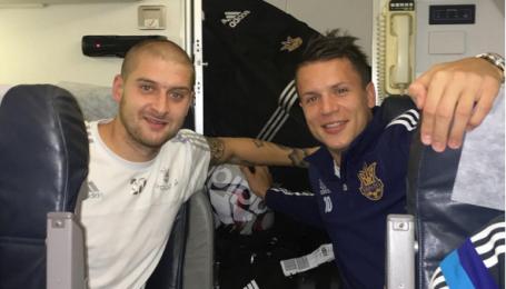 Травмований Ракицький рвався зіграти за збірну України проти Косова