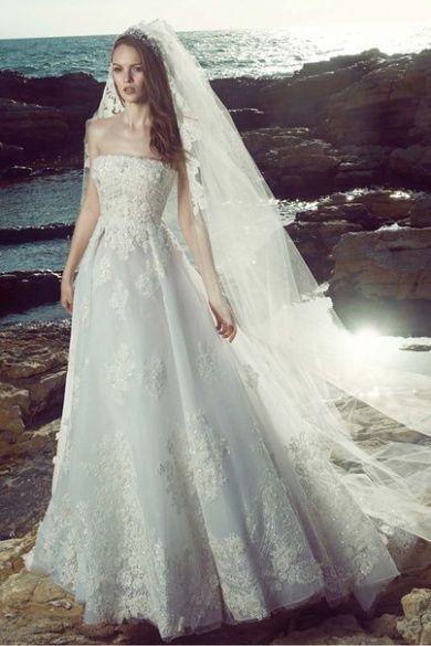 Свадебная коллекция Zuhair Murad _12