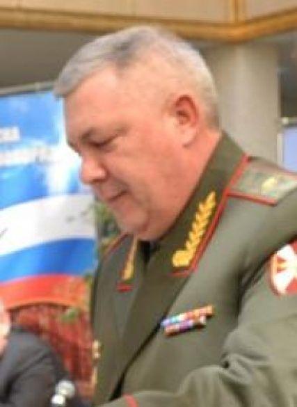 генерал-майор РФ Дмитро Гаврілов