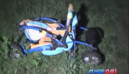 В результате ужасной аварии на Харьковщине погиб ребенок