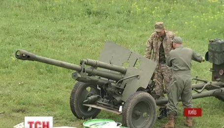 Под Киевом реконструируют бой УПА и немцев