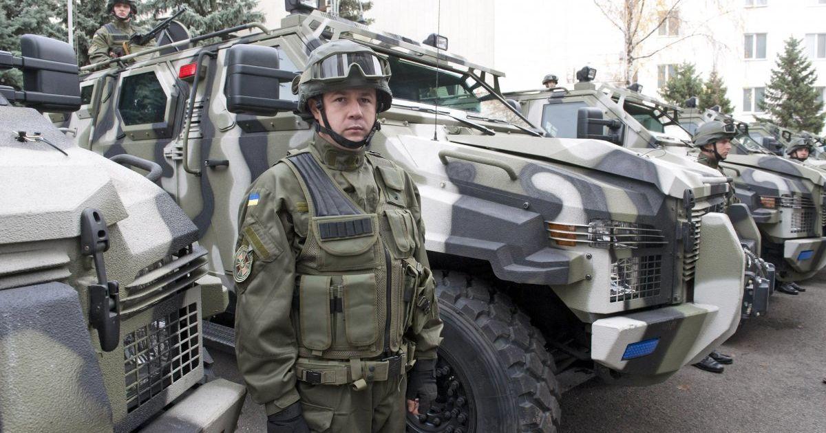 Із Нацгвардією, вибухотехніками й службовими собаками: як охоронятимуть Київ 9 травня