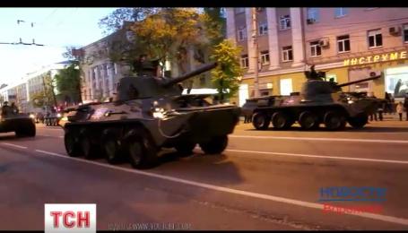 Россия подогнала новое наступательное оружие к украинским границам