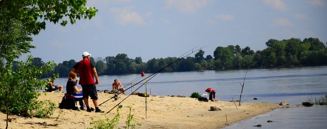 В Винницкой области выловили тела трех рыбаков