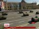 Більше 10 тисяч військових і 100 одиниць техніки пройшли парадом Красною площею Москви