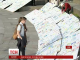 На Майдані Незалежності викладають карту України