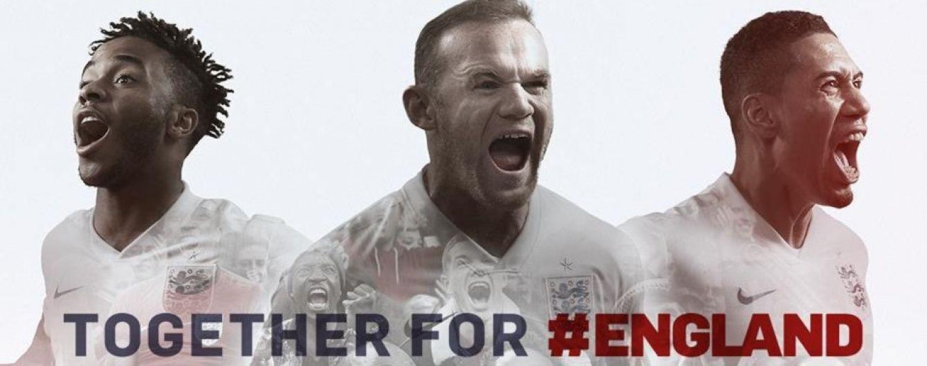Збірна Англії: представляємо учасника Євро-2016