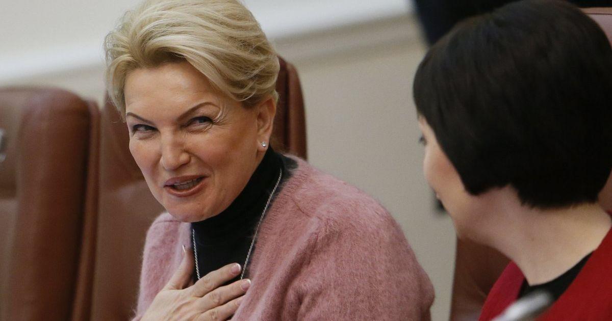 Інтерпол побачив політику у розшуку Богатирьової