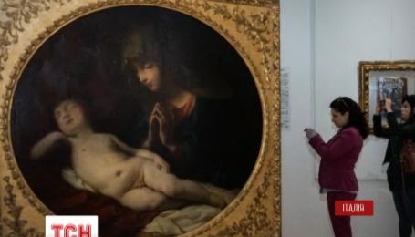 В Италии на обозрение выставили уникальную художественную коллекцию