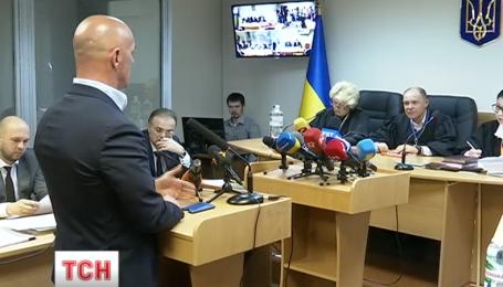 """Два свидетеля по делу """"бриллиантовых прокуроров"""" дали показания в Голосеевском райсуде столицы"""