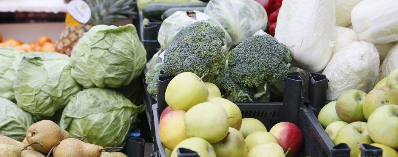 Ціни на овочі почали різко падати