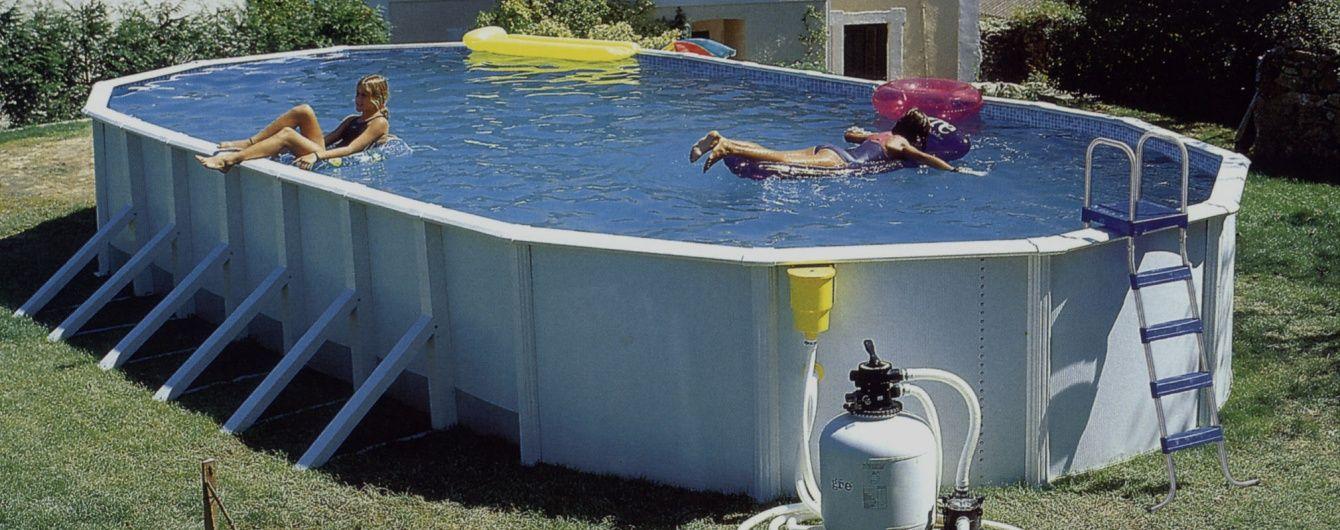 Відкриваємо сезон купання. Басейн або відкрита водойма?