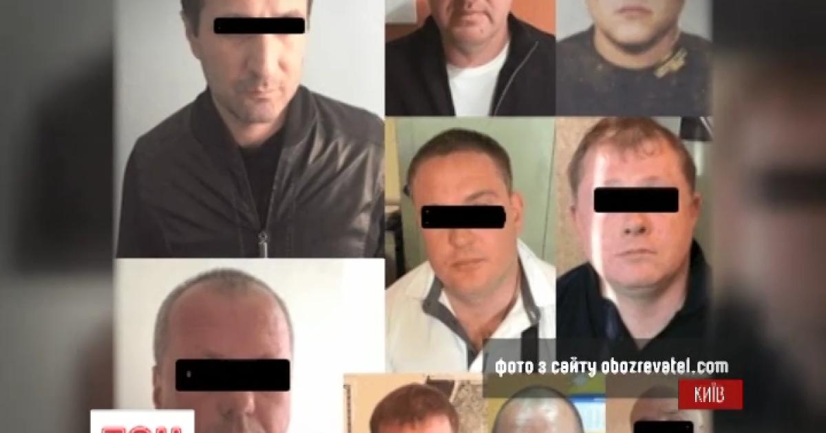 """У Києві поліція накрила """"таємну вечерю"""" донецьких кримінальних авторитетів"""