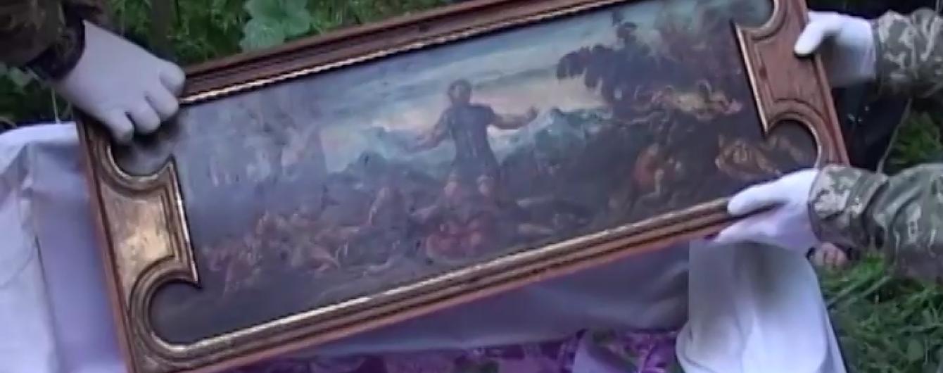 Російська ФСБ керувала викраденням шедеврів, які знайшли на Одещині – прикордонники