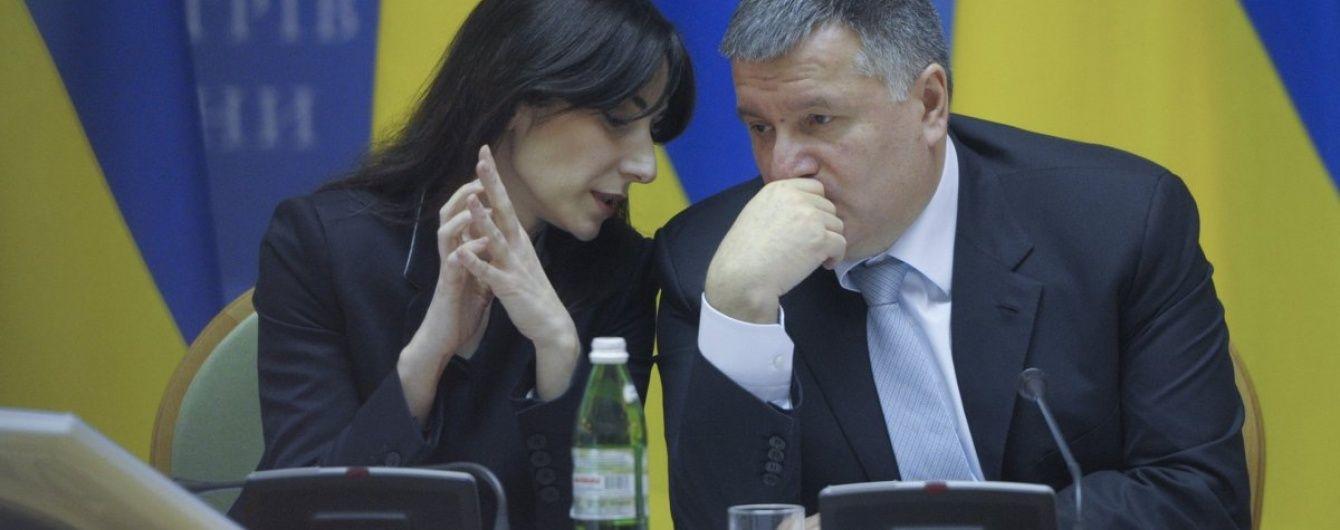 Аваков пояснив, чому Згуладзе пішла з посади його заступника