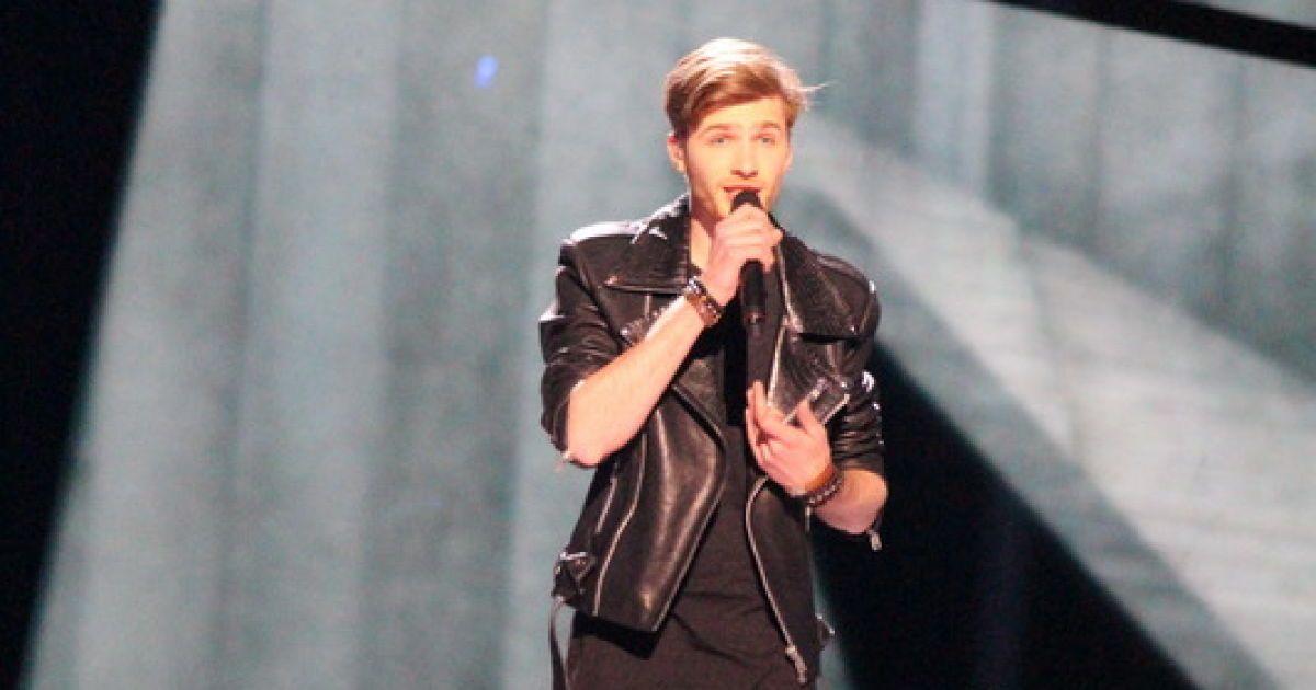 Латвія, співак Justs