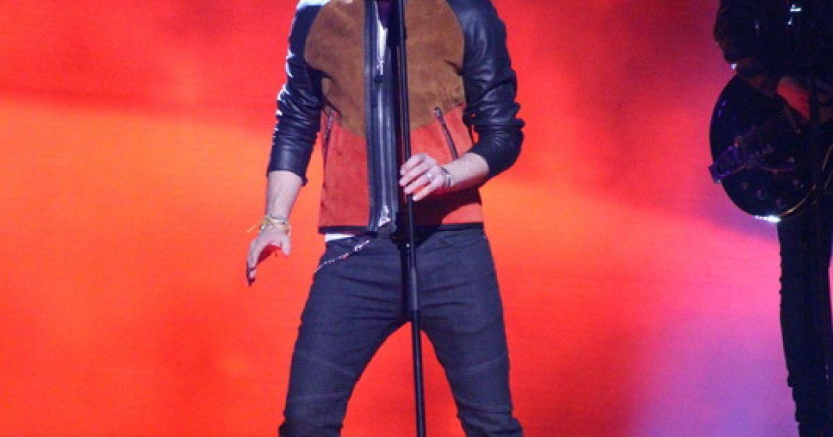 Ірландія, співак Nicky Byrne