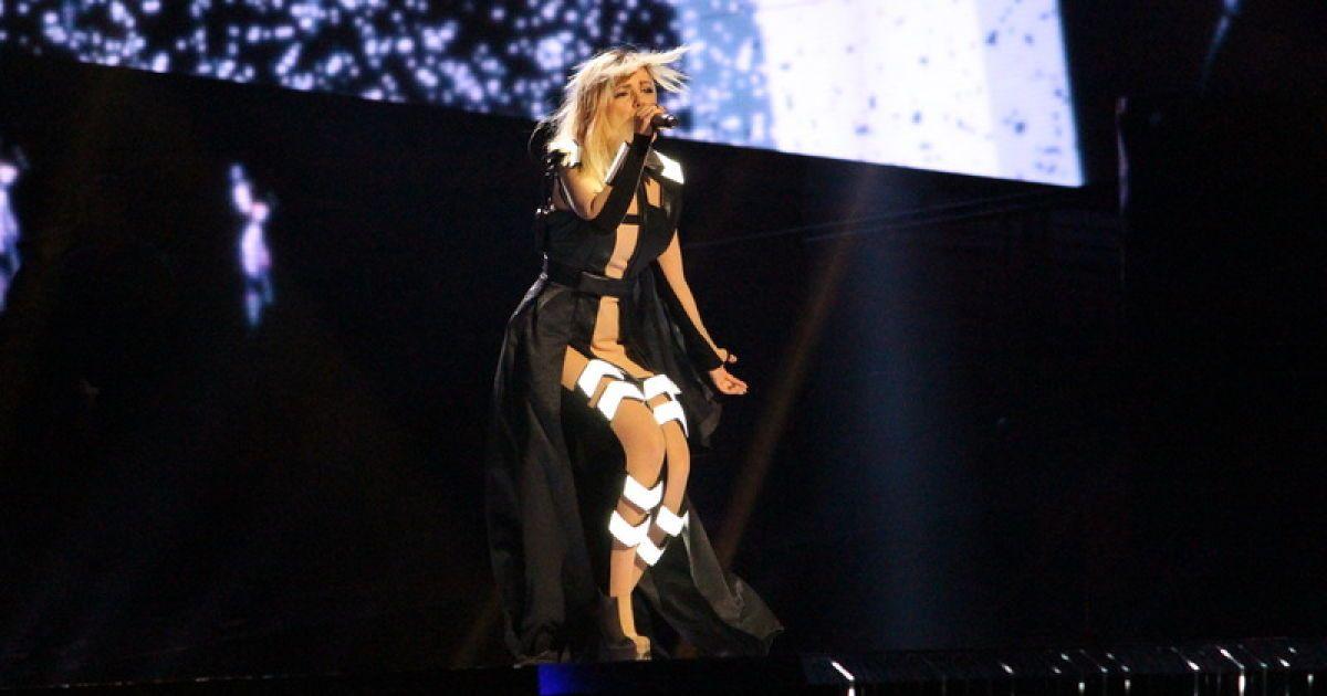 Болгарія, співачка Poli Genova