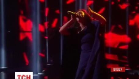 Джамала ярко выступила во втором полуфинале Евровидения