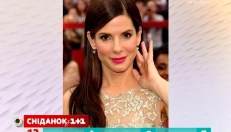 Голлівудська акторка Сандра Баллок виходить заміж за відомого фотографа Брайана Рендала