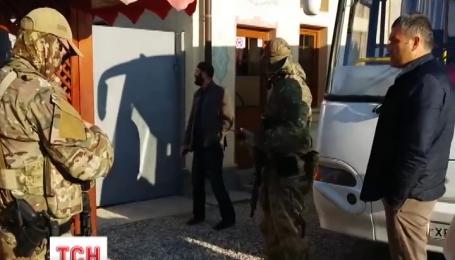 Российская ФСБ арестовала заместителя председателя Меджлиса Ильми Умерова