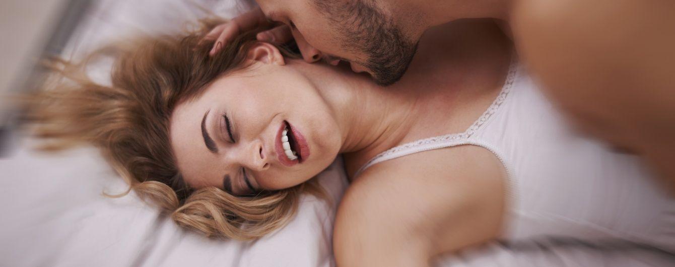 Количество оргазмов для женщины за 1 ночь