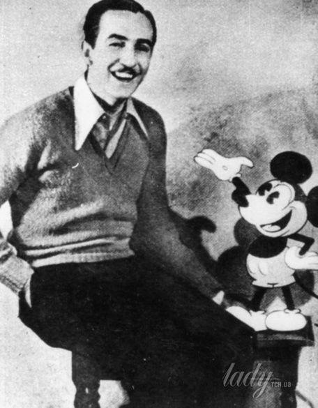 Walter Elias Disney Уолт Дисней