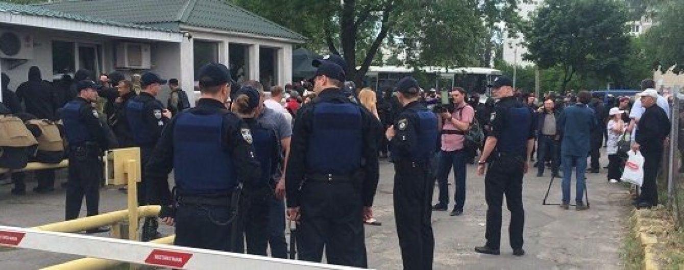 У стрілянині з вибухом у Києві постраждали п'ятеро
