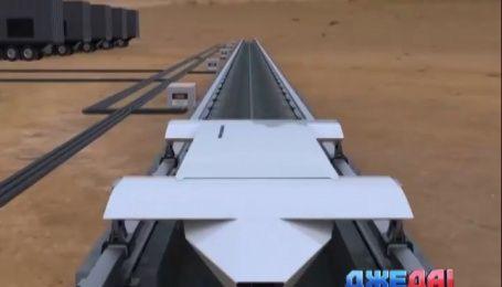 В пустыне Невада состоялись испытания двигателя для общественного транспорта будущего