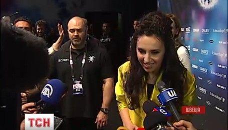 Джамала рассказала о конкурсе, песне, своих эмоциях на пресс-конференции