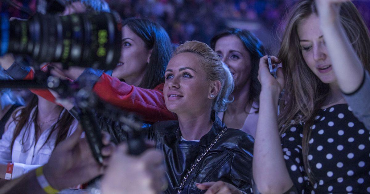 «НЕАНГЕЛИ» зібрали десять тисяч глядачів у столичному Палаці Спорту @ ФОТО: Юлія Вебер