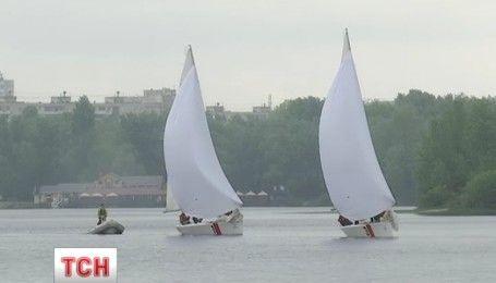 Украинские яхтсмены завоевали лицензию на участие в Олимпийских играх в Рио-де-Жанейро