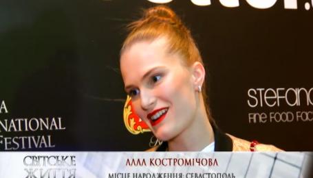 Як Алла Костромічова суміщає кар'єру манекенниці й молодої матері