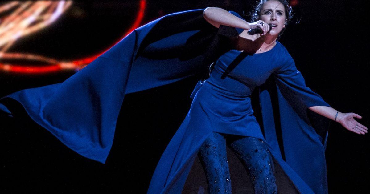 """Победное платье Джамалы с """"Евровидения"""" станет экспонатом в музее АВВА"""