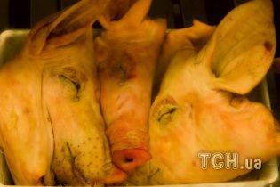 Украина закупила польской свинины на 4,7 млн долларов