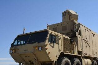 У США випробують новітню лазерну гармату