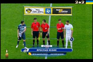 """Гравці """"Дніпра"""" одягли футболки """"Дніпро має жити"""" в останньому матчі сезону"""