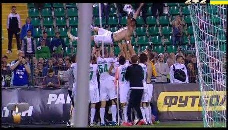 Ворскла - Олександрія - 1:0. Відео-огляд матчу