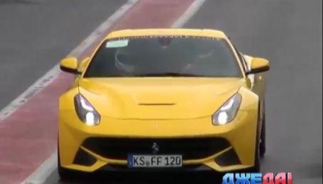 Какие суперкары можно встретить на украинских дорогах