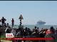 """Найбільший круїзний лайнер у світі """"Гармонія морів""""  вперше вийшов у плавання"""