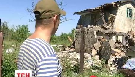 Терористи обстріляли район Авдіївки