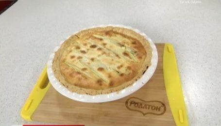 Рецепт пирога с ревенем от Руслана Сеничкина