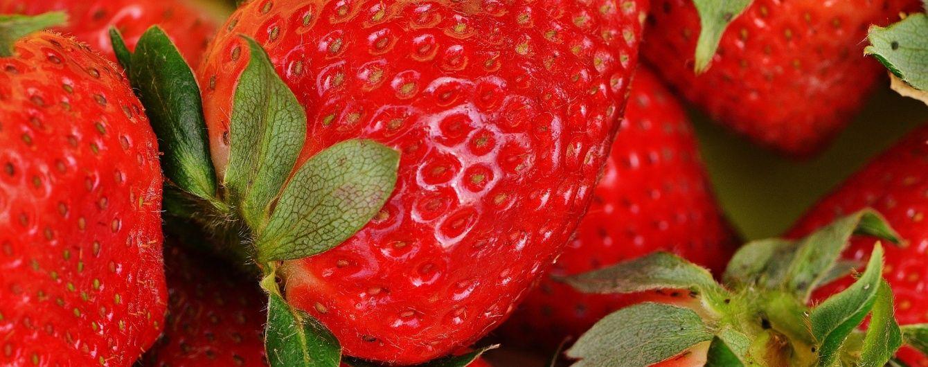 Благодаря хорошему урожаю закарпатские фермеры прогнозируют падение цен на раннюю клубнику