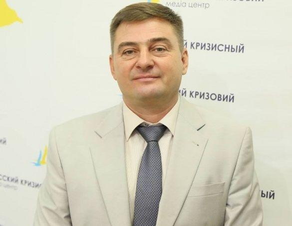 Одеський політолог Геннадій Чижов