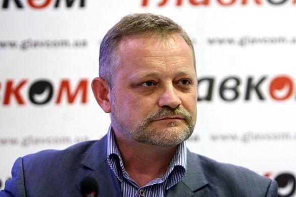 Дніпропетровський політолог Андрій Золотарьов